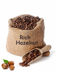 Rich hazelnut